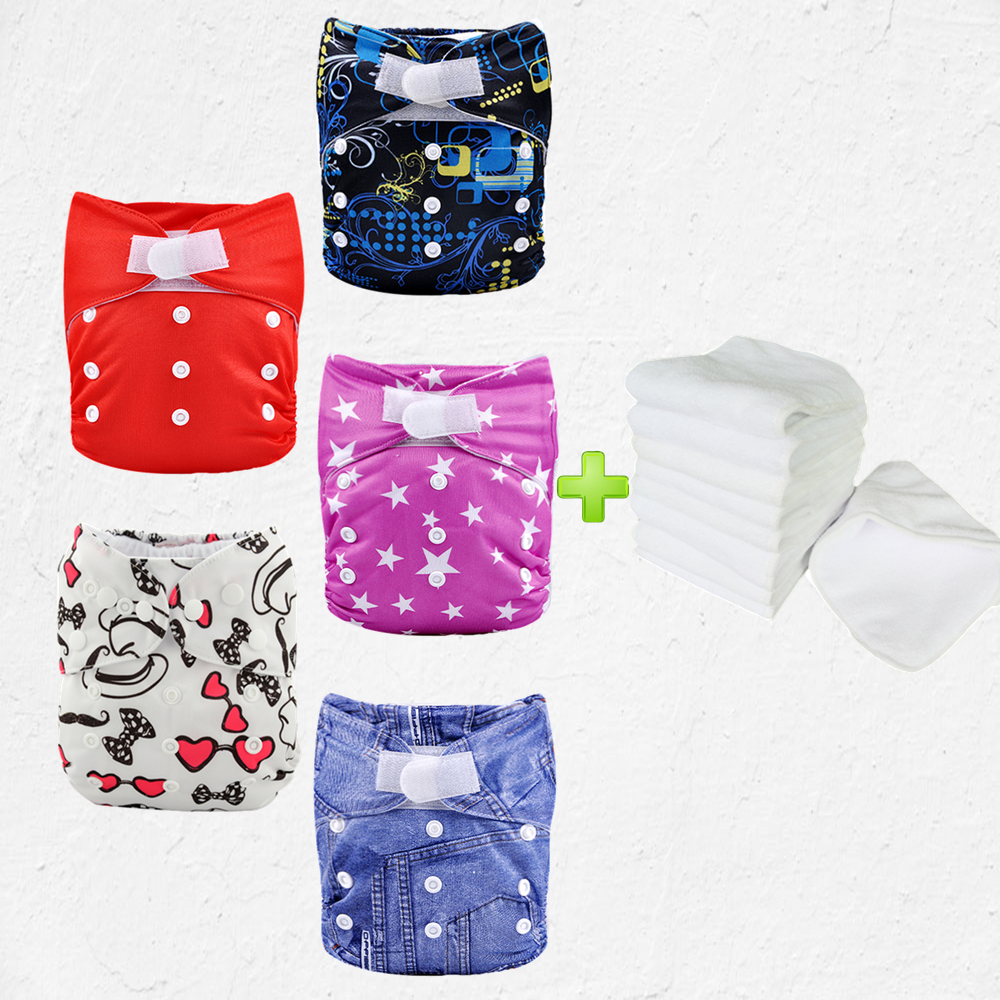 Aliexpress : Buy Ai2 Cloth Diapers Best Newborn Cloth Diapers Laundry  Detergent For Cloth Nappies(5sets) From Reliable Detergent Laundry  Suppliers On