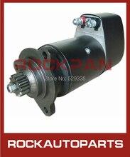 NEW 24V  STARTER MOTOR 0001417023 0001417035 870870 4776105 FOR VOLVO TRUCK B12 F10 F12 F88 FL10 FM10 FS10 N10 N12 N88 NL10 NL12