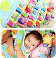 Baby Comforting taggies Blanket 30x30cm Soft Square Plush Baby appease towel Baby calm wipes baby towel MY5 GYH