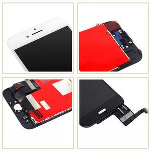 Image 3 - 1 pièces LCD pour iPhone 7 7plus 8 8plus LCD écran tactile assemblée remplacement bon 3D tactile livraison gratuite