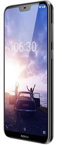 Image 5 - נוקיה X6/6.1 בתוספת A6GB 64GB 5.8 אינץ FHD Snapdragon 636 אוקטה Core 3060mAh 16.0MP + 16.0MP מצלמה זיהוי טביעת אצבע MobilePhone
