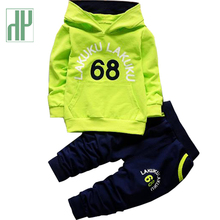 Kids clothes boys girls boutique Clothes Hoodies+Pants Kids Costume Sport Suit For Girls Clothing Sets back to school outfit