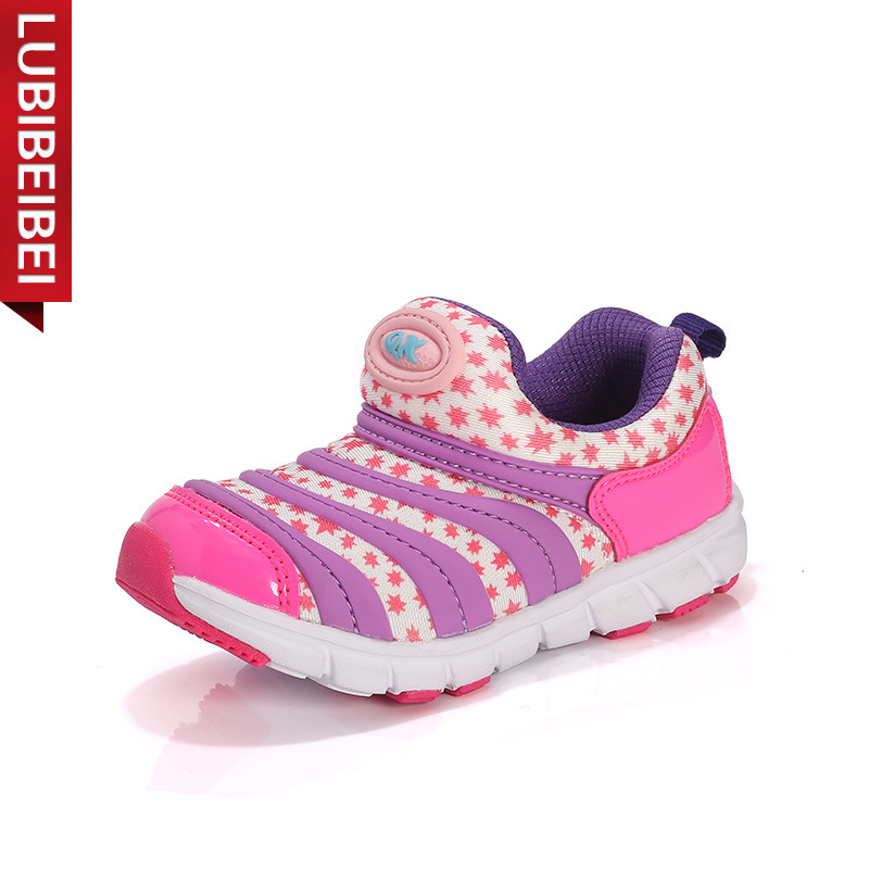 2017 Spring Caterpillar Children s Sports Shoes New Girls Shoes Breathable Non Slip Casual Boy Shoes