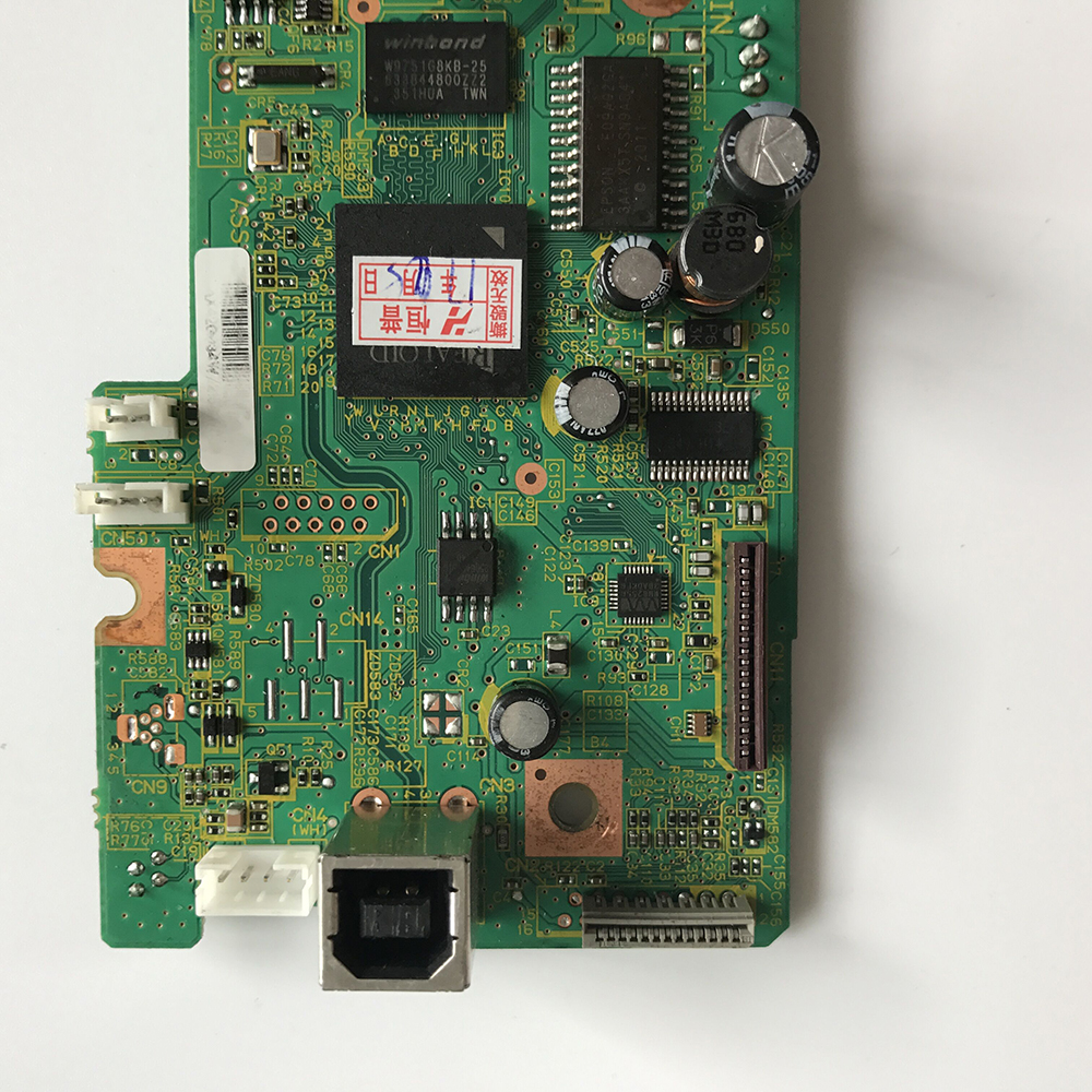 все цены на Original main board mainboard For Epson L456 printer Interface board онлайн