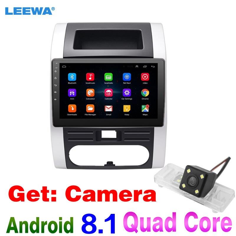 LEEWA 10 2 HD Screen Android 8 1 Quad Core Car Media Player With GPS Navi