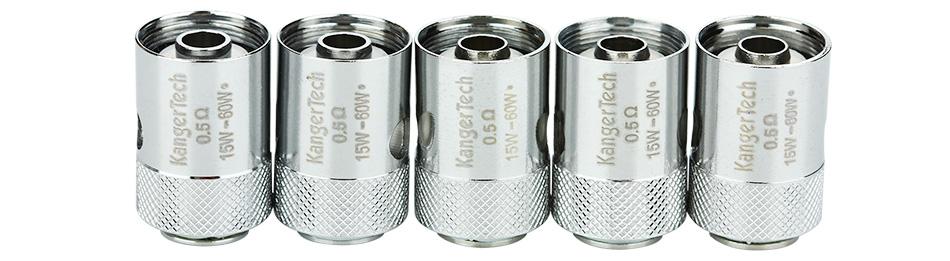 5pcs KangerTech CLOCC Replacement Coil for CLTANK 1
