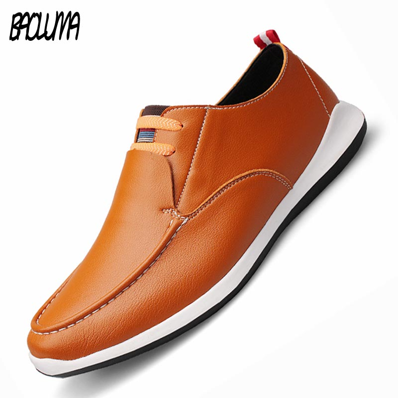 Men Leather Sneakers Loafers Designer Shoes Flats Tassel Retro Slip-on Breathable Shoes Comfortable Loafers Shoes Men Oxford yeerfa fashion women loafers canvas shoes slipony oxford flats heels breathable slip on comfortable mix colors white black shoes