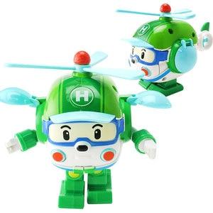 Image 4 - Робот трансформер детский из аниме «Супер Крылья поли»