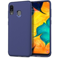 For Samsung Galaxy A30 A50 A10 Case Soft Silicone Carbon Fiber Anti-slip TPU Cover For Samsung Galaxy A30 2019 Case Slim Texture for samsung galaxy a70 case silicone anti slip carbon fiber soft tpu back cover for samsung a70 2019 case funda slim texture