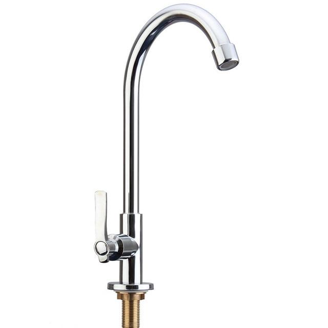 Xueqin Durable Einfache Chrom Küchenarmatur Becken Waschbecken ...