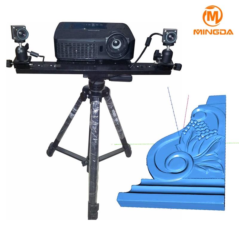 Industrial font b 3D b font Scanner High Precision Fast Scanning Professional Escaner font b 3D