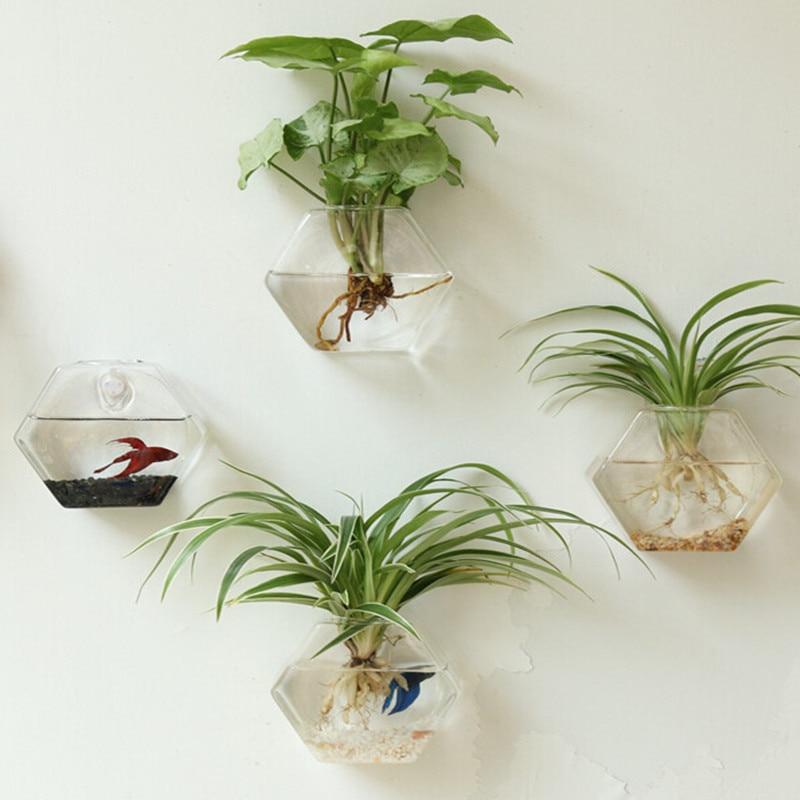1vnt Stiklinės vazos namų dekoravimas Dovanos iš vazos - Namų dekoras - Nuotrauka 2