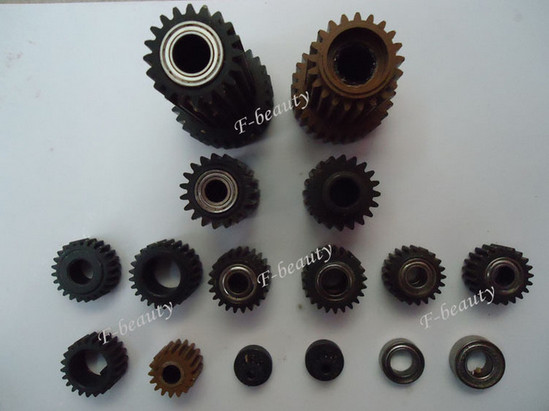ФОТО High Quality Original Teardown Used Fuser Gear For Canon IRC4080 IRC4580 IRC5185 IRC5180 4080 4580 5185 5180 Gears ( one set)