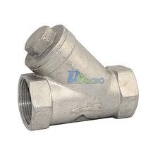 1 — 1/2 » звездой сетчатый фильтр клапана 800 WOG нержавеющей стали SS316 CF8MGood качество