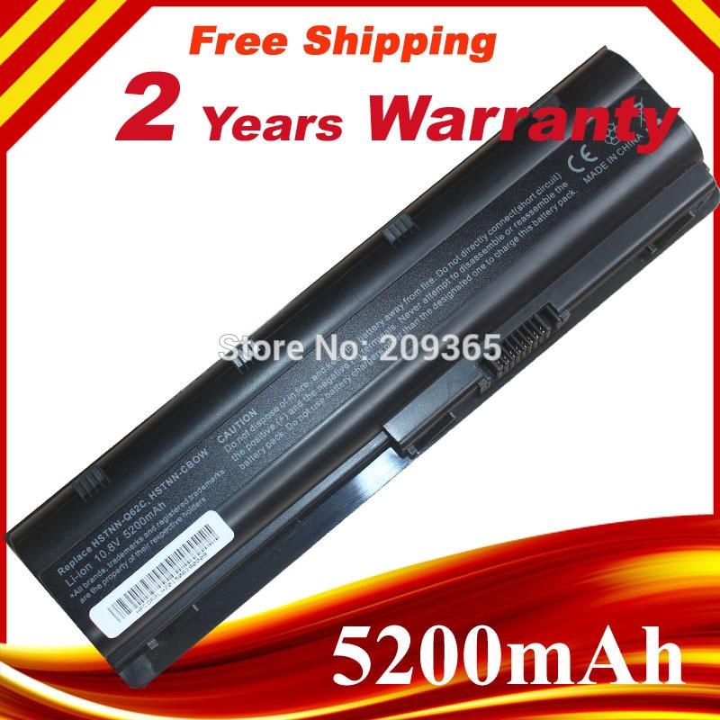 6Cell Battery for HP Compaq CQ32 CQ42 CQ43 CQ56 CQ62 G42 G62 G72 DM4 MU06 MU09