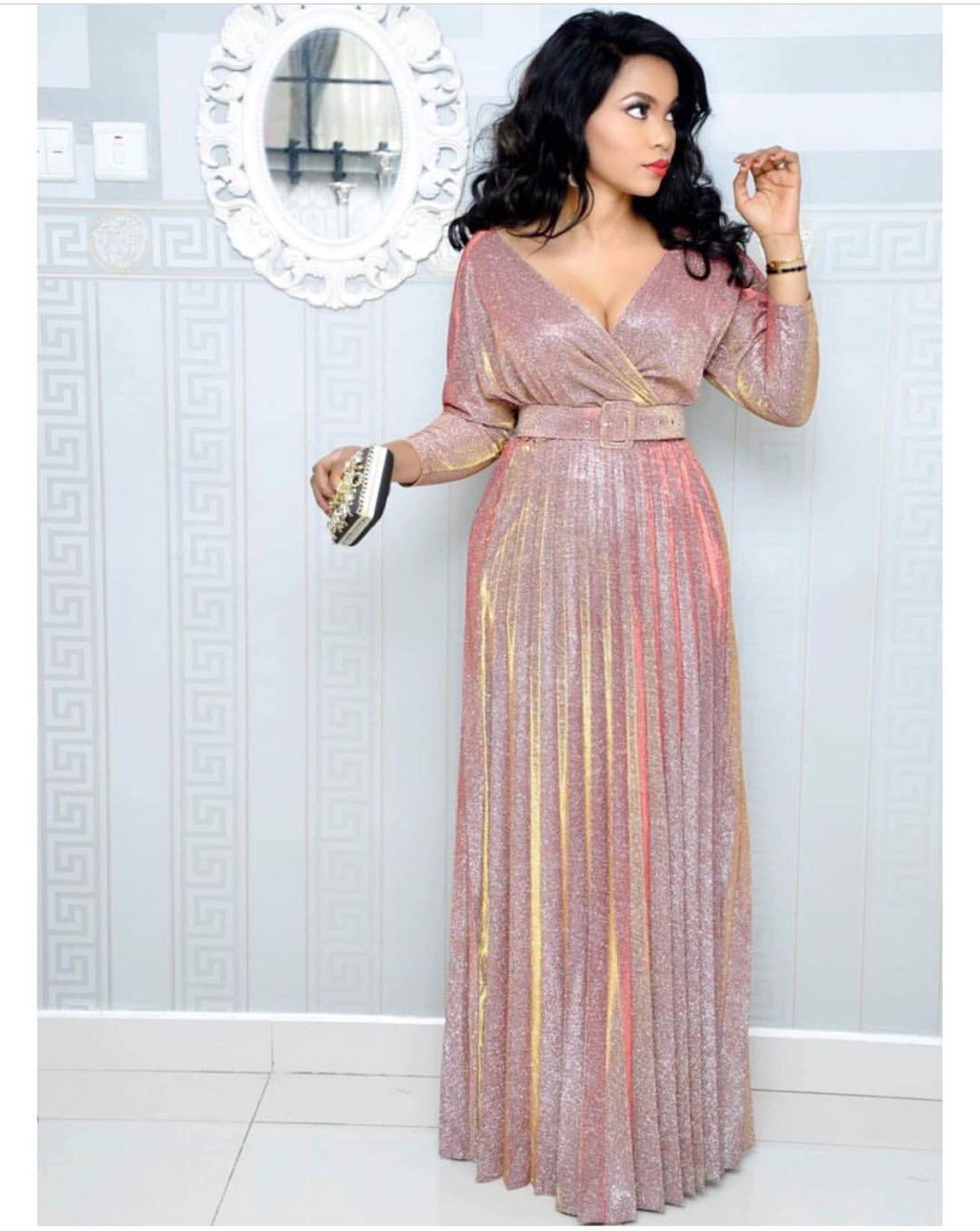 3813ee24528d0 top 9 most popular africa party dresses ideas and get free shipping ...