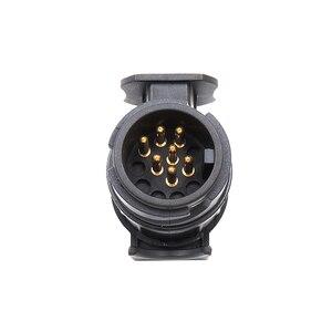 Image 3 - Waterproof 13 to 7 Pin Plug Trailer Truck Electric Adapter Towbar Towing Socket