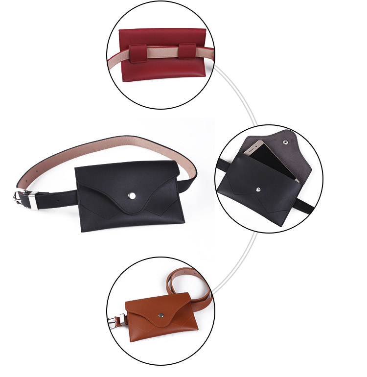 Oriental Element Popular Fashion Trendy Newest Waist Bag Pack for Women