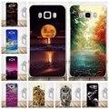 Impresión 3d case para samsung galaxy j7 2016 s6 s6 edge j1 2016 j5 2016 s7 j7 2016 nota 4 nota 5 teléfono case tpu suave cubierta capa
