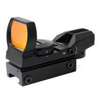 JH400 Red change sight four point 11mm Holographic Laser Red/Green 4 Reticle Dot Sight Projected Reflex Scope