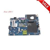 NOKOTION LA 4851P MBN5402001 Laptop motherboard For Acer Emachines E525 gl40 ddr2 KAWF0 L01 MB.N5402.001 Mainboard