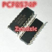 5PCS PCF8574P DIP16 PCF8574 8574P DIP-16 PCF8574AP new and original est7502c dip16