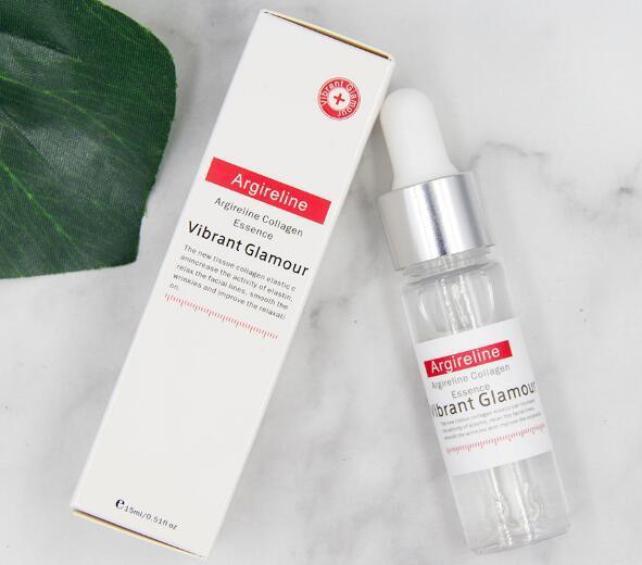 VG Argireline and collagen serum tight replenishing water desalination fine facial essence