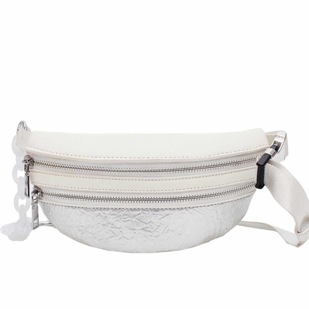 Saco da cintura do sexo feminino do sexo feminino do sexo feminino do sexo feminino do sexo masculino da cintura dos homens bolsa acessível bolsa do telefone fanny pacote peito