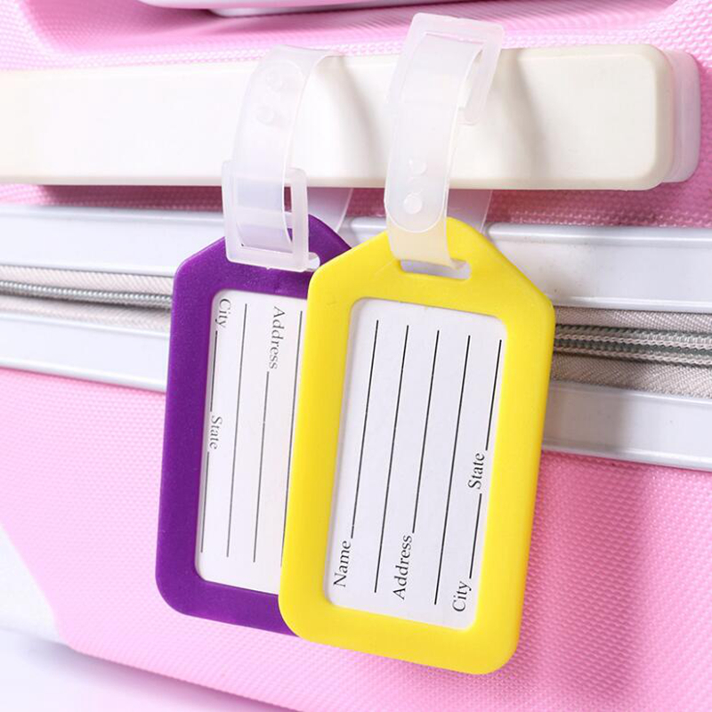 classic-plastic-luggage-tag-travel-suitcase-baggage-travel-accessorie-mixproof-boarding-tag-address-label-name-id-tags-6-color