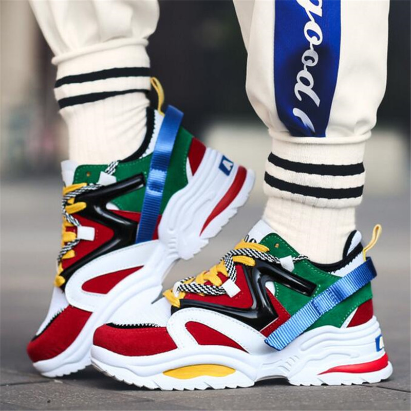buy online c55f7 d2372 US $19.78 14% OFF|New sneakers kanye west light breathable women's  Breathable casual shoes zapatillas hombre Couple casual tenis masculino 35  44-in ...