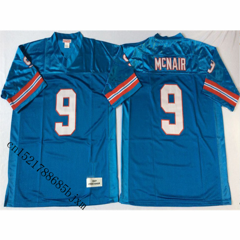 innovative design 47b4d 9a8d7 Mens 1997 Retro Steve McNair Stitched Name&Number Throwback Football Jersey  Size M 3XL-in America Football Jerseys from Sports & Entertainment on ...