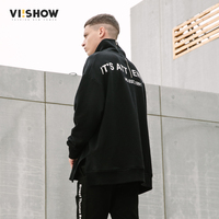 VIISHOW New Hoodies Men Fashion Brand Pullover Half Cardigan Turtleneck Sportswear Sweatshirt Men S Tracksuits Moleton