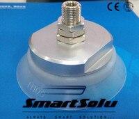 Free Shipping Convum Pneumatic Actuator Vacuum Chuck Plastic Suction Cup Assemblies FHCA100 41 5 S60W EM16