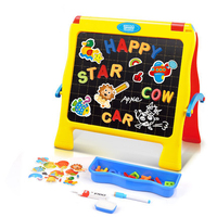 Magnetic Sticker Writing Painting Drawing Graffiti Board Toy Preschool Tool Drawing Toy For Children