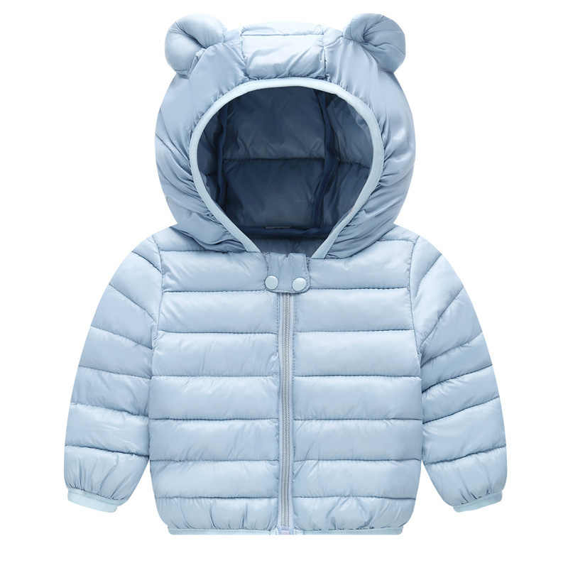 adf09622ae92 Detail Feedback Questions about 2018 Winter boys Baby Girls Coat ...