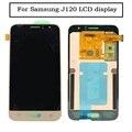 Первоначально Новая для Samsung Galaxy J1 J120F J120M J120H J120 ЖК-дисплей с сенсорный дигитайзер запасные части бесплатная доставка + инструменты