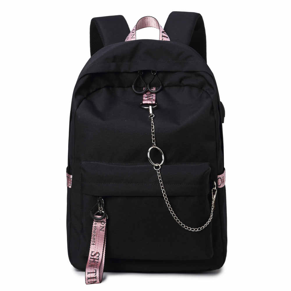 548dc5f763 Fashion Waterproof Fabric Casual Adult Daily Backpack College Girls School  Backpack Boys Laptop Dayback Lovers Travel