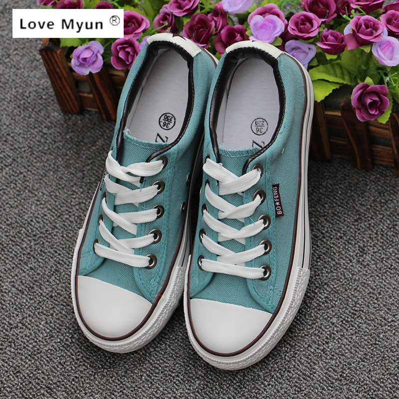 2017 Women Fashion Canvas Shoes all Lace-up  Shoes star Low Top Candy-colored Breathable  superstar  loafers Size35-40 130 22mm quick release ceramic watch band for samsung gear s3 classic frontier steel butterfly buckle strap wrist belt link bracelet