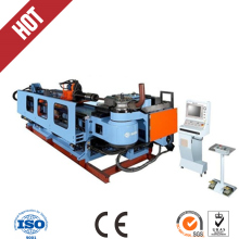 full hydraulic tube bending machine with pre-bending