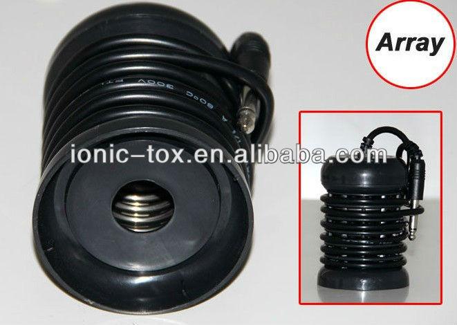 SGA-01 black or white color best foot detox machine array цена и фото