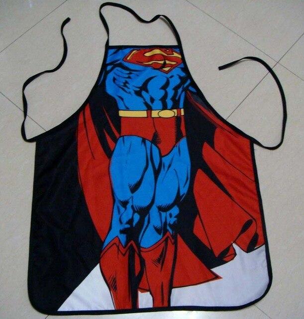 2013 super man apron novelty gift