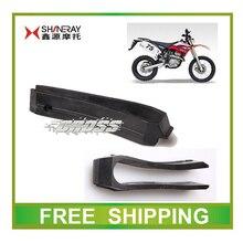 Резиновая направляющая цепи 420 428 520 525 530 shineray X2X X2 XY250GY 250cc Байк pit bike atv quad Мотоцикл acccessories