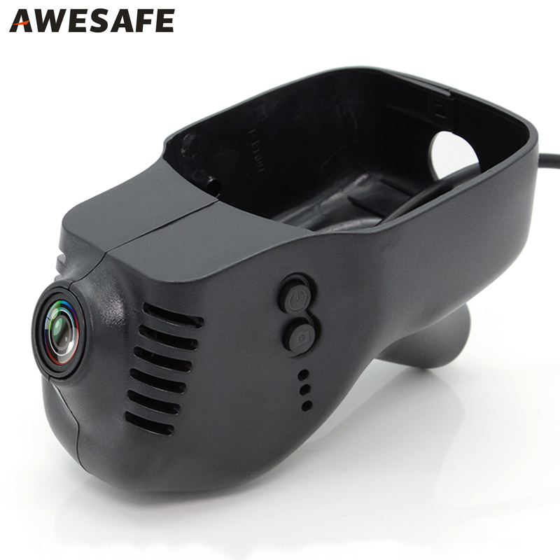 WiFi Car DVR Dash Cam Camera 1080p Video Recorder Novatek 96655 IMX 322 for VW Volkswagen Passat/Touran/Skoda Golf Registrator car dvr camera video recorder wireless wifi app manipulation full hd 1080p novatek 96658 imx 322 dash cam registrator black box