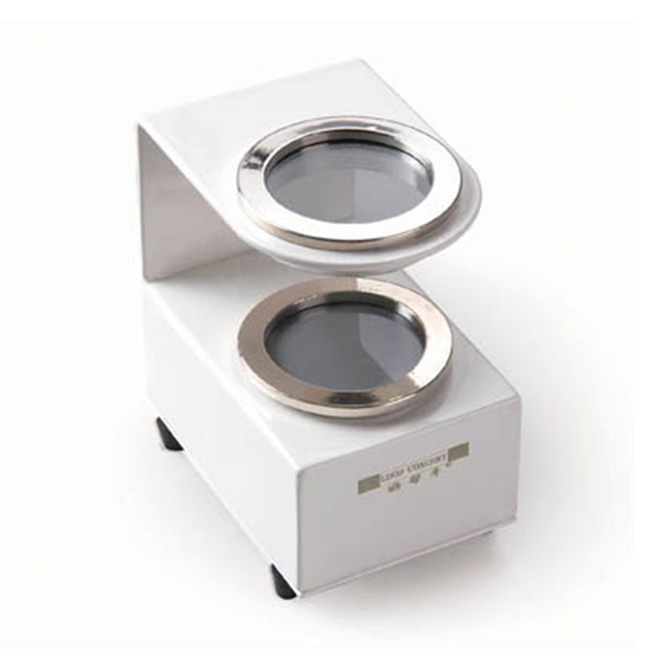 CP-12 Potochromic Stress Lens Tester Crystal Check The Installation Process Force Situation Customization Optometry Glasses upside of stress the