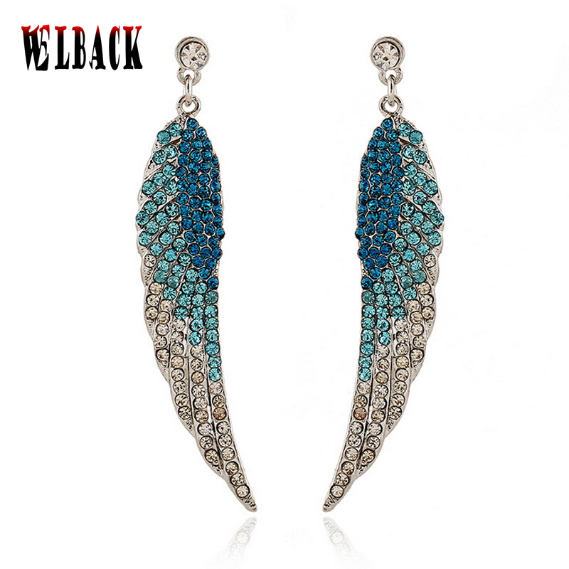 the new style of european and american fashion earrings