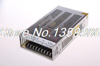 NEW AC100-240V to 12V DC 20A 250W Regulated Switching Power Supply meanwell 12v 350w ul certificated nes series switching power supply 85 264v ac to 12v dc