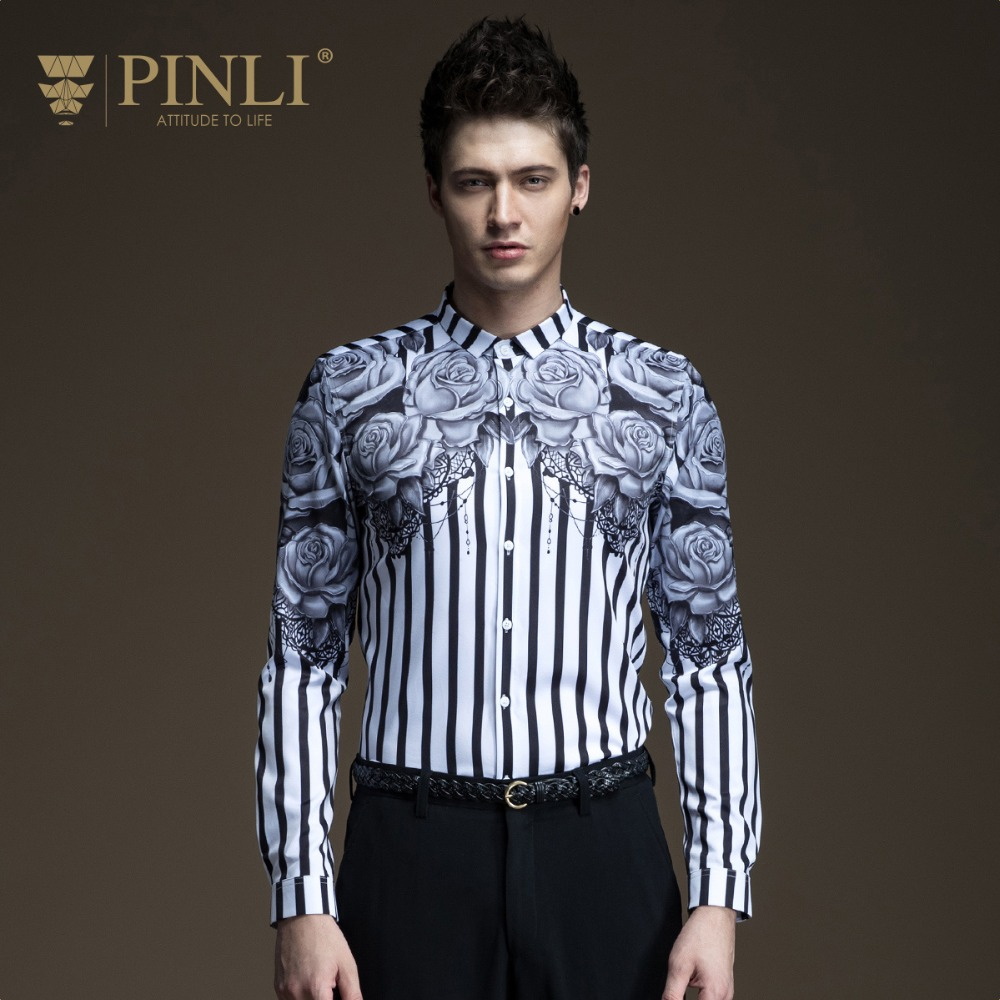 Free Shipping New fashion casual personality male font b men s b font long sleeved Spring