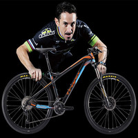 High Quality Mountain Bike MIG 17 Inch Ultra Light Aluminum Alloy Bicycle Shimano XT M800 Germany
