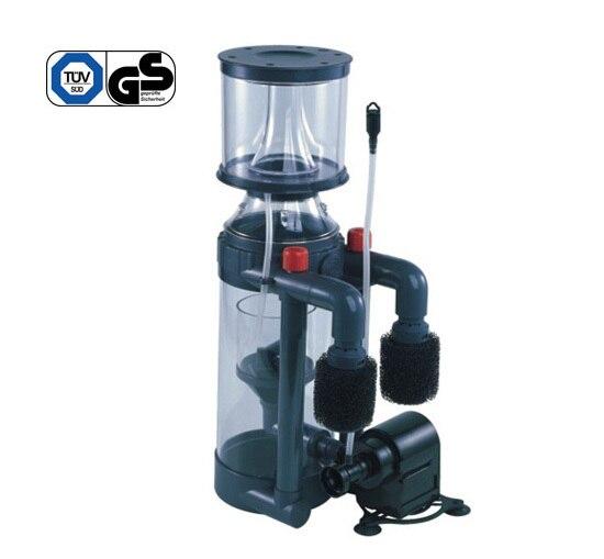 BOYU Protein Skimmer DT-2516 DT2516 20W 1400L/H for 300L Aquarium Fish Tank 1400L/H Protein Skimmer