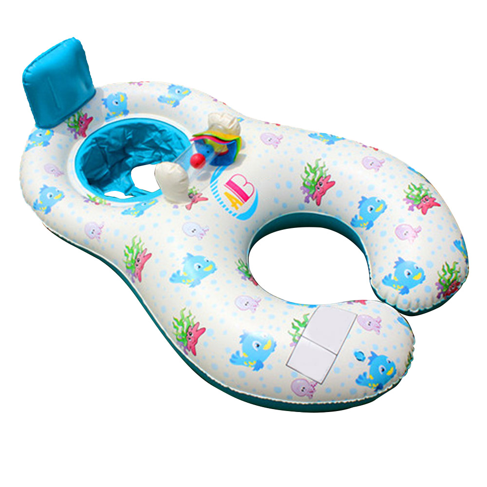 Summer  Ring Inflatable Toy Kids Baby Float Seat Circle Summer Float Swim Pool